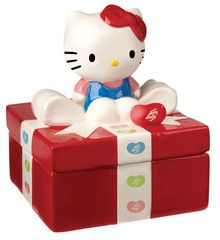 Adorable Hello Kitty Jelly Belly Jar!
