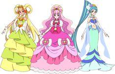 Liz Mahou Tsukai Pretty Cure - Google Search