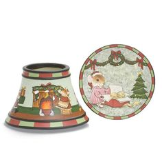 Yankee Candles UK | Accessories | Night Before Christmas Mouse Sampler Holder