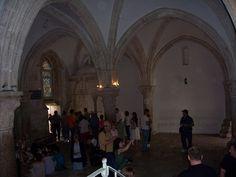Inside the Upper Room