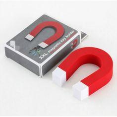 Creative U-shaped Magnetic Key Holder Chain Hanging Hook