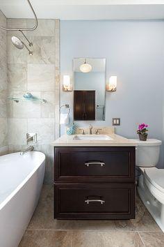 Chicago Renovations & Interior Design  Noble Square Bathroom Entrancing Bathroom Designer Chicago Decorating Inspiration