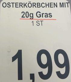 Dieses Angebot, das jeden zufrieden macht. | 29 Male, als Supermarkt-Angebote echt zu weit gegangen sind