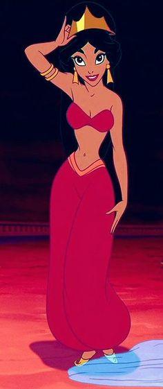 Jasmine from Aladdin Princess Jasmine Art, Princess Jasmine Cosplay, Disney Jasmine, Aladdin And Jasmine, Jasmine Jasmine, Belly Dancer Costumes, Belly Dancers, Disney Love, Disney Art
