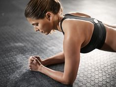 planks: verschiedene Übungen
