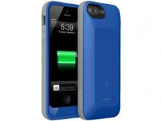 Capa Protetora para iPhone 5 com Bateria - Belkin