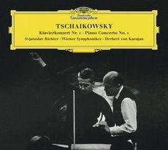 TCHAIKOVSKY Piano Concerto - Richter / Karajan - Deutsche Grammophon
