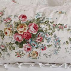 Royal Rose Fabric