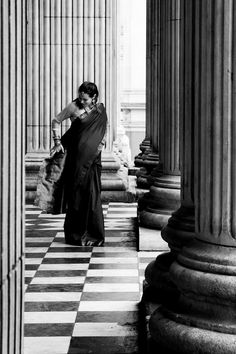 Photography Competition 2016 | National Geographic Traveller (UK) The Rendez Vous Photo taken in London, in the summer of 2014, in front of St. Paul's Cathedral.