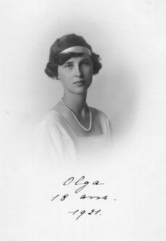 Princess Olga of Greece