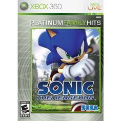 Sonic The Hedgehog Xbox 360 Video Game in great condition and available for sale. Sonic The Hedgehog, Hedgehog Game, Shadow The Hedgehog, Xbox 360 Video Games, Latest Video Games, Xbox Games, Playstation Games, Grand Theft Auto, Sonic Adventure 2