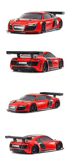 Cars Trucks and Motorcycles 182183: Kyosho 1:10-Scale Fw-06 Red Audi R8 Nitro Rc Car Readyset - (Rtr) 33205B -> BUY IT NOW ONLY: $319.99 on eBay!