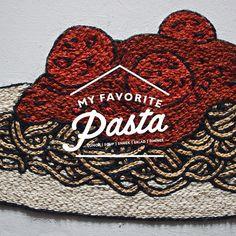 Spaghetti con Polpette | Yumiko Higuchi