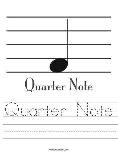 Kindergarten Music Sub Plans Lovely Quarter Note Worksheet From Twistynoodle Music Lessons For Kids, Music For Kids, Piano Lessons, Kindergarten Music, Teaching Music, Preschool Music, Elementary Music, Elementary Schools, Music Sub Plans