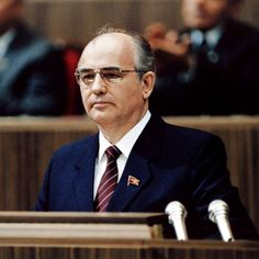 Gorbachev - in power from 1985. Glasnost (openess). Perestroika (restructuring). Chernobyl was covered up for a bit though. Not a particularly popular leader, Resigned December 25th 1990. Soviet Union voted out of existence, to be replaced by a Commonwealth of Independent States (CIS).