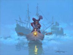 peter pan tinkerbell | terminando com as pinturas de Peter Pan, temos o resplandescente e ...