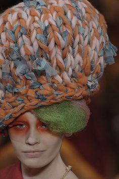 John Galliano Fall 2008 Ready-to-Wear Fashion Show Details