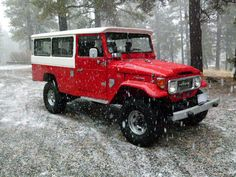 toyota-land-cruiser-fj45-1980-troopy-rare-restored-4×4-a | Land Cruiser Of The Day!