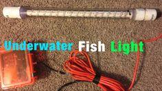 Underwater Fishing Light - YouTube