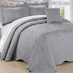 Darby Home Co Lucinda Quilt Set Size: