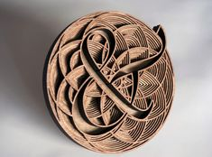 Simply Creative: Wood Relief Sculptures by Gabriel Schama