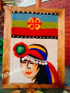 Taller Mhaisiu Lorena R. Lana, Weaving, Tapestry, Google, Photography, Brazil, Tapestries, Paintings, Fabrics