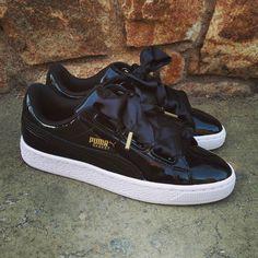 "Puma Basket Heart Patent Wmns ""Black""  Size Wmns - Price: 90 (Spain Envíos Gratis a Partir de 99) http://ift.tt/1iZuQ2v  #loversneakers#sneakerheads#sneakers#kicks#zapatillas#kicksonfire#kickstagram#sneakerfreaker#nicekicks#thesneakersbox #snkrfrkr#sneakercollector#shoeporn#igsneskercommunity#sneakernews#solecollector#wdywt#womft#sneakeraddict#kotd#smyfh#hypebeast #puma #pumacreepers #rihanna"
