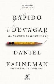 Baixar Livro Rápido e Devagar - Daniel Kahneman em PDF, ePub e Mobi