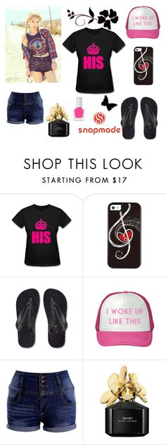 """""""#8 Snapmade"""" by munira-salihovic ❤ liked on Polyvore featuring Marc Jacobs and tenoverten"""