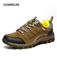 eaa719a2609e New Arrival Outdoor Tourism Sport Shoes Hiking Sneakers Men Breathable  Comfortable Slip-resistant Shoes Mountain