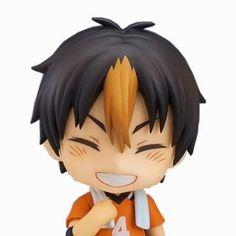 Haikyuu Nendoroid, Haikyuu Anime, Anime Chibi, Manga Anime, Anime Figurines, Png Icons, Anime Dolls, Ios Icon, Cute Icons