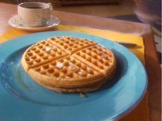 Basic Waffle Recipe | Alton Brown | Food Network
