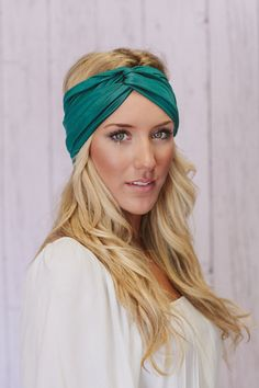 Take a look at this Three Bird Nest Teal Dove Headband on zulily today! Hair Dos, My Hair, Bohemian Headband, Natural Hair Styles, Long Hair Styles, Turban Headbands, Scarf Hairstyles, About Hair, Hair Pieces