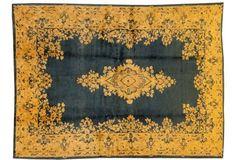 Persian Kerman, 6' x 9'