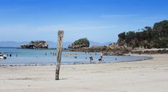 This is Walkerville South beach.  a lovely beach in the South Gippsland area of Victoria.