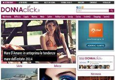 Donnaclick, the webzine designed by women for women
