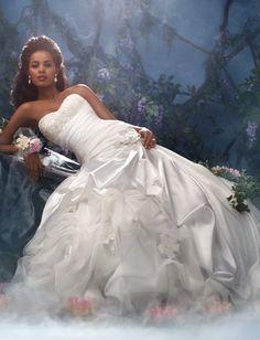Wedding Dresses by Alfred Angelo  Confetti.co.uk  #weddingdress # ...
