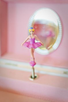 pink ballerina jewelry box girlies Pinterest Ballerina Box
