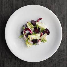 Fresh beets and Peruvian mint by @nmlicata of @villanellenyc! #theartofplating #gastroart #food #foodie #foodart #foodpic #edibleart #foodphoto #foodphotography #foodphotographer #instafood #gastrogram #gourmet #gastronomy #nyc #nyceats #nycdining #nycfoodphotographer #signebirckphotography