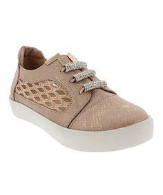 Pink Tabitha Sneaker #zulilyfinds