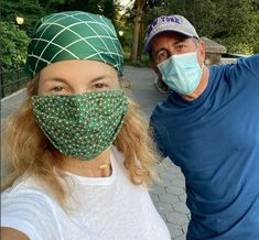 A Face Mask Is a Nonnegotiable for These Celebrities | Glamour Alison Pill, Pregnant Actress, Jeremy Piven, Jessica Seinfeld, Sara Gilbert, Katherine Schwarzenegger, Unbreakable Kimmy Schmidt, She Mask, Star Show