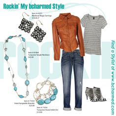 """Are you going to """"ROCK"""" bcharmed this fall?  www.bcharmed.com"""