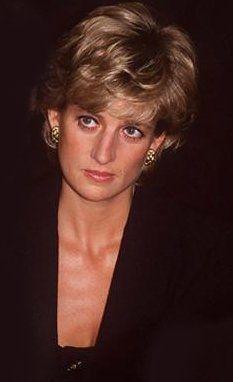 Pss Diana's sad eyes...