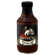 Red Tail Ale - Original BBQ Sauce  Available at www.MadeInCalifornia.net