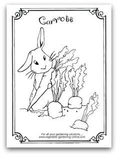 97 Best Kids' Printable Garden Worksheets, Coloring Pages