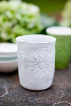 Cup Oriental, 240 SEK, Mia Blanche keramik