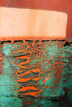 weathered abstract by Andrew Bradsworth