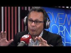 Agência Brasileira de Inteligência (ABIN) - André Soares na rádio Joven Pan