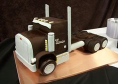 Semi Truck Cake | Recent Photos The Commons Getty Collection Galleries World Map App ...
