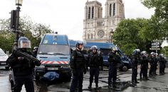 The attack in Marseille: the unknown has attacked with a knife passersby, two persons have died